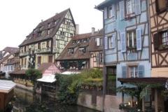 Stadtbummel in Colmar