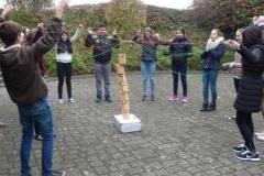 Teamspiel Turmbau